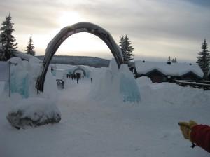 هتل یخی - شماره ۱